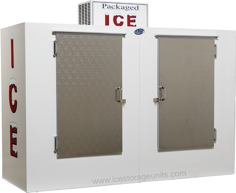 Ice Merchandiser Outdoor Model 100