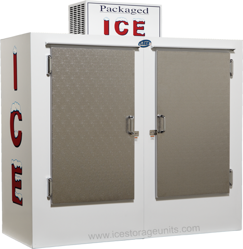 Ice Merchandiser Outdoor Model 75
